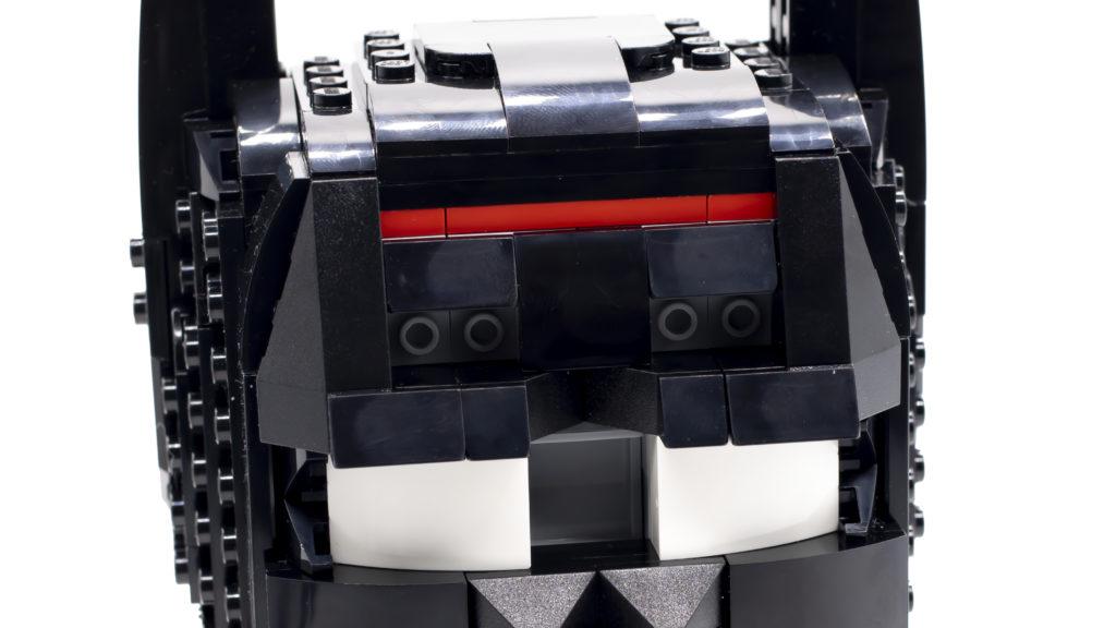 LEGO DC Batman 76182 Batman Cowl 11