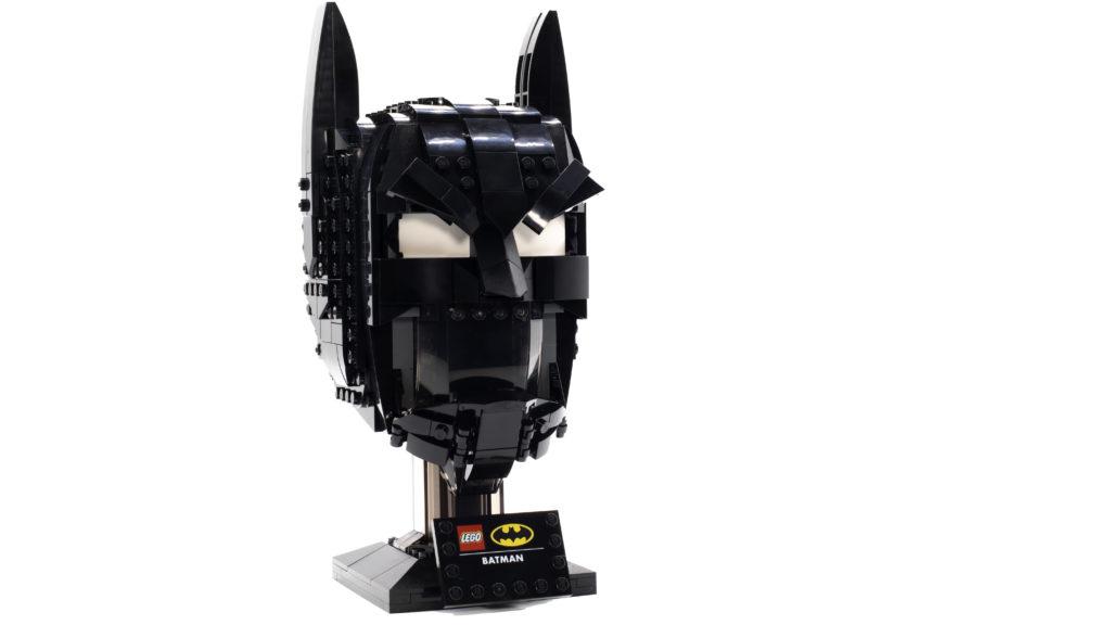 LEGO DC Batman 76182 Batman Cowl 19
