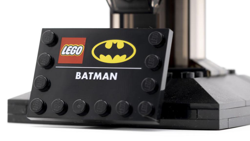 LEGO DC Batman 76182 Batman Cowl 25