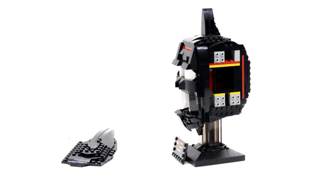 LEGO DC Batman 76182 Batman Cowl 31
