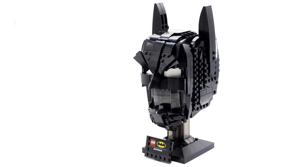 LEGO DC Batman 76182 Batman Cowl 6