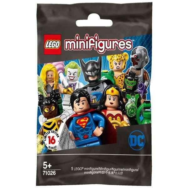 LEGO DC Collectible Minifigures 4 1