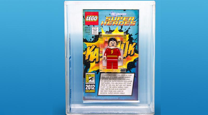 LEGO DC SHAZAM Minifigure Featured 800 445 1