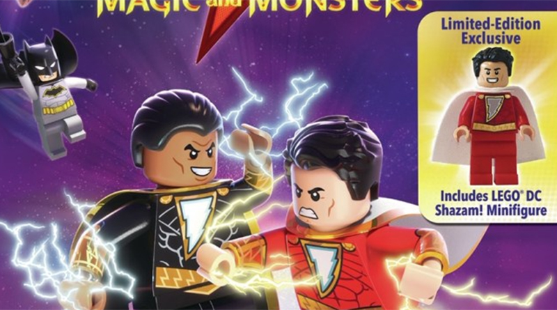 LEGO DC Shazam Magic And Monsters Mf Featured