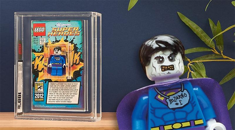 LEGO DC Super Heroes Bizarro Featured 1