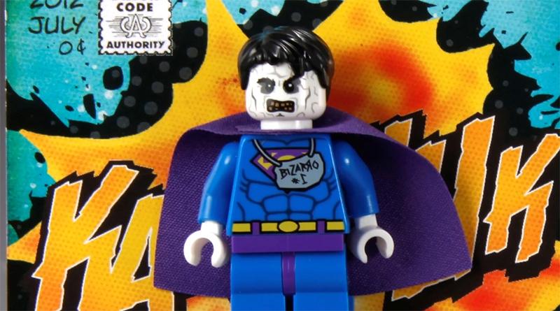 LEGO DC Super Heroes Bizarro Featured