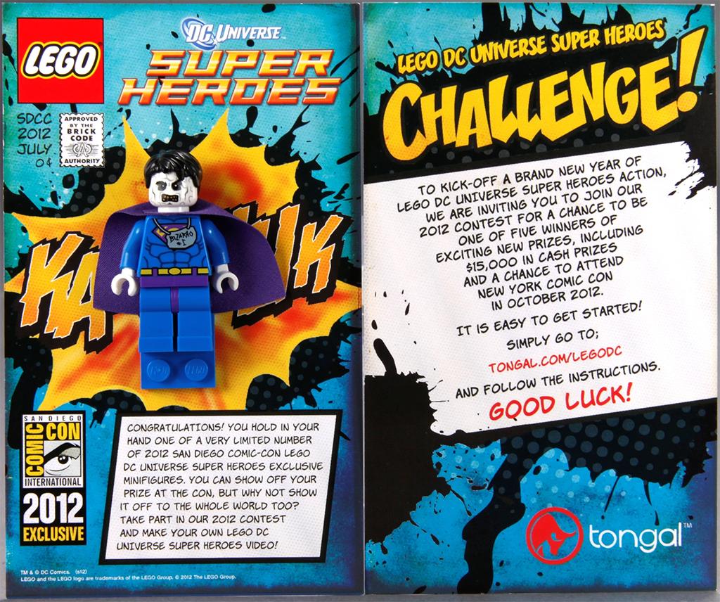 LEGO DC Super Heroes Bizarro