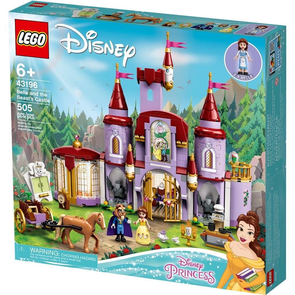 LEGO DISNEY 43196 1