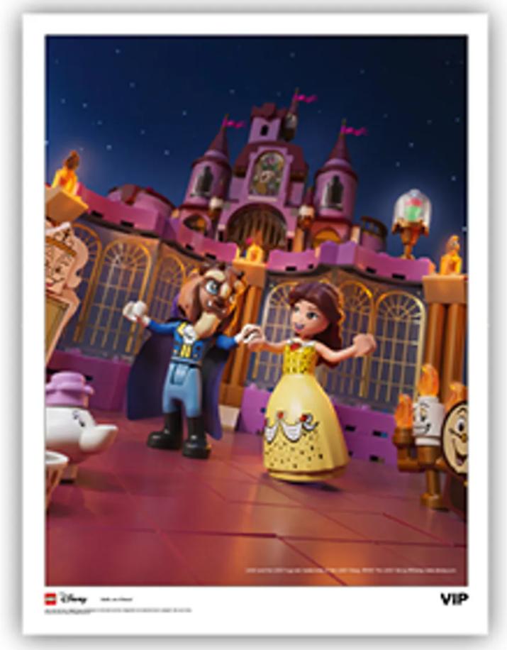 LEGO DISNEY PRINCESS ART BELLE 5007117
