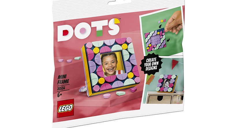 LEGO DOTS 30556 Mini Frame Featured 800 445