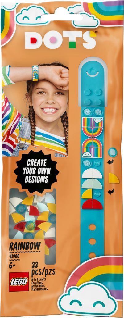 LEGO DOTS 41900 Rainbow 2