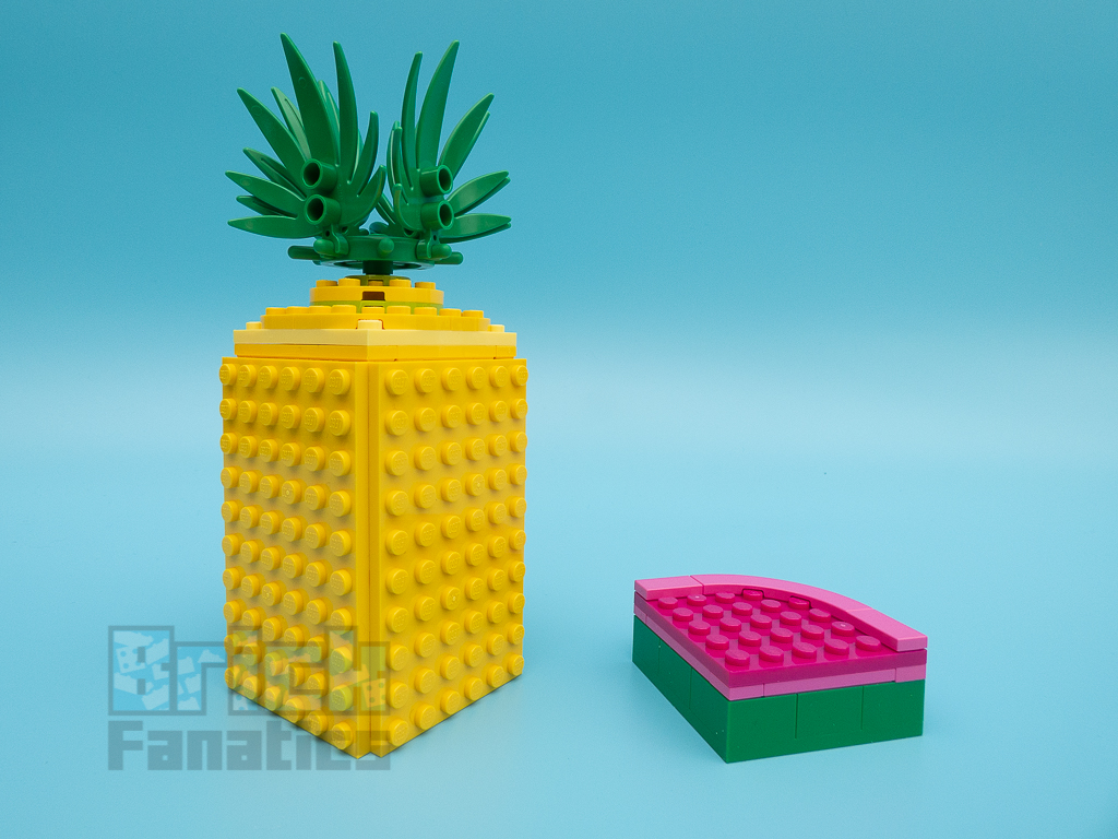 LEGO DOTS 41906 Pineapple Pencil Holder 24