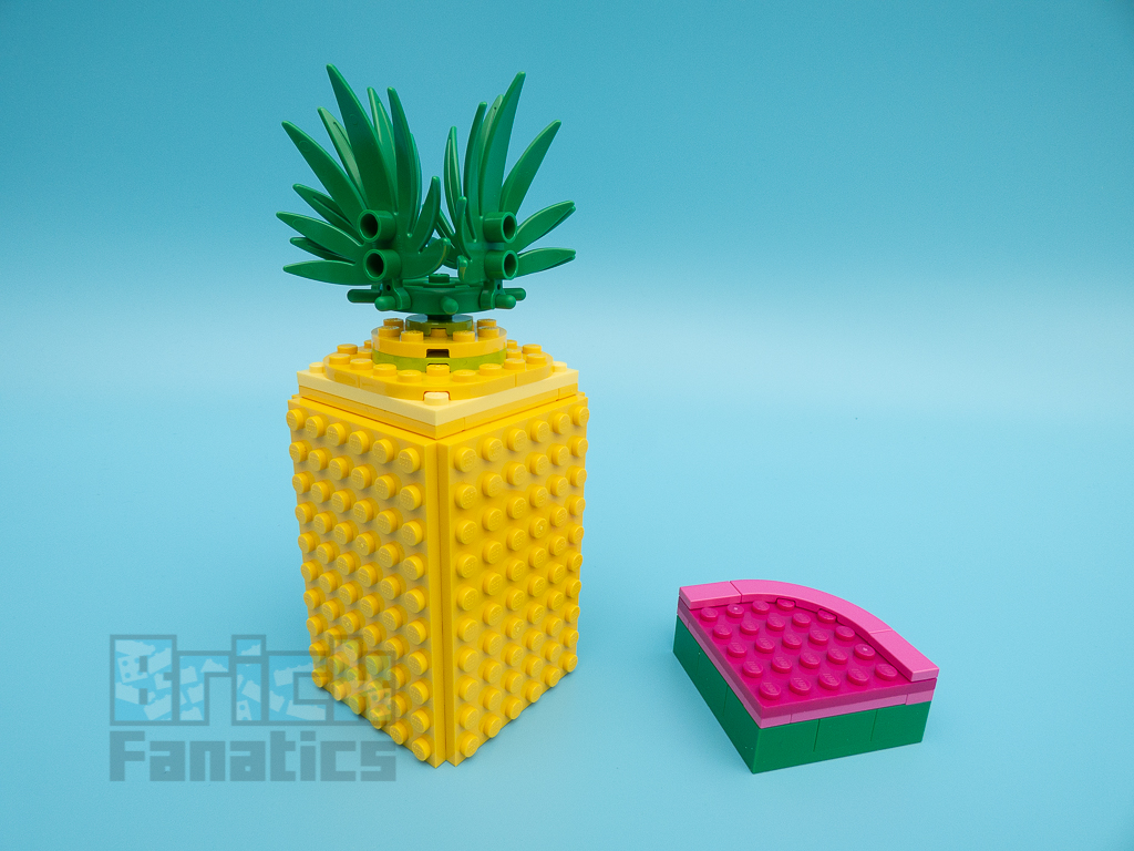 LEGO DOTS 41906 Pineapple Pencil Holder 25