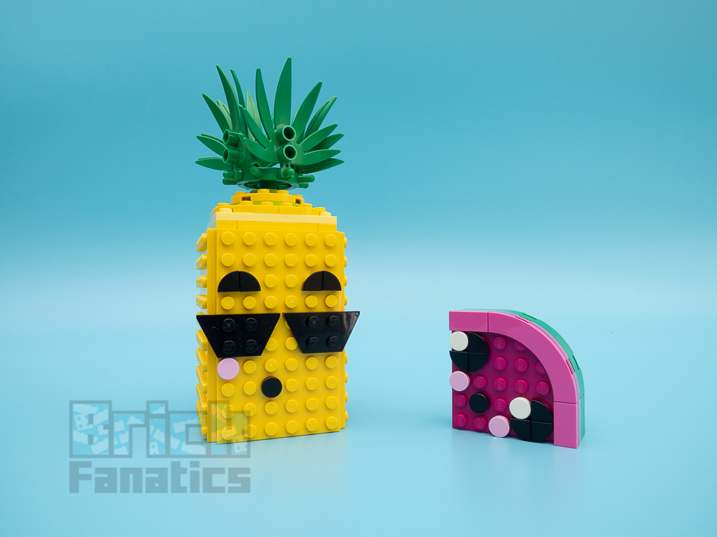 LEGO DOTS 41906 Pineapple Pencil Holder 31