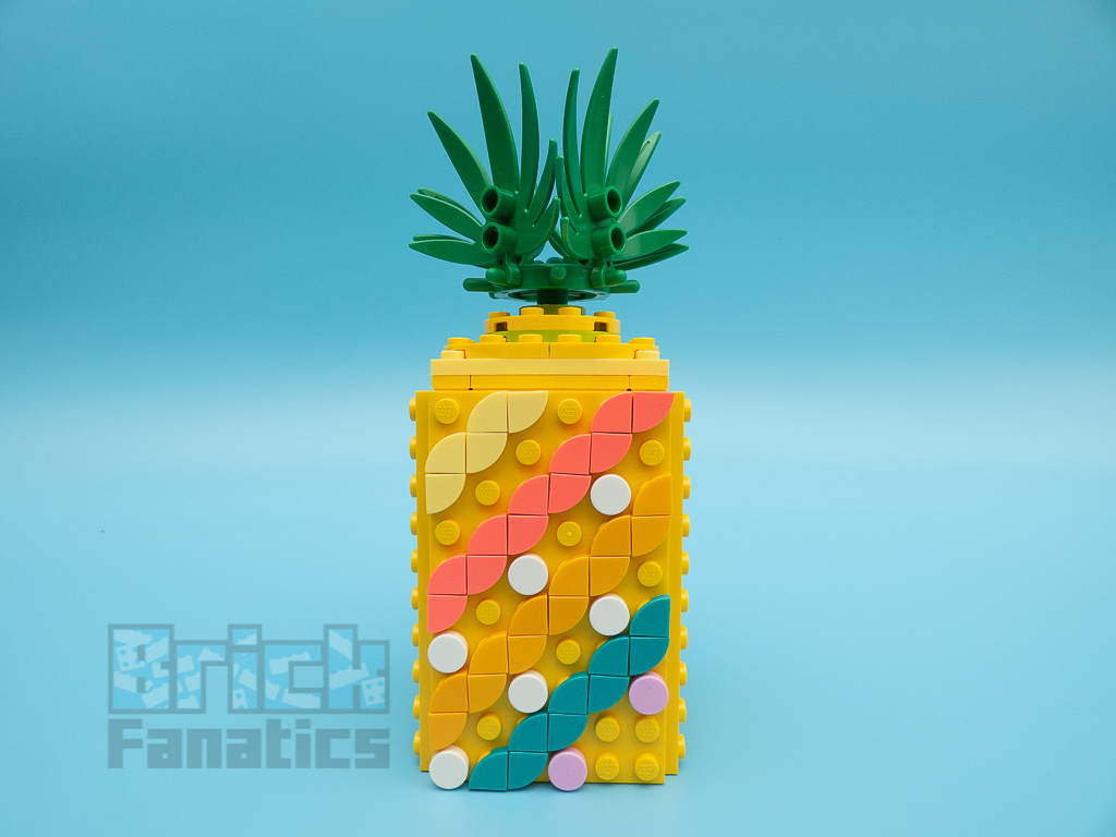 LEGO DOTS 41906 Pineapple Pencil Holder 35