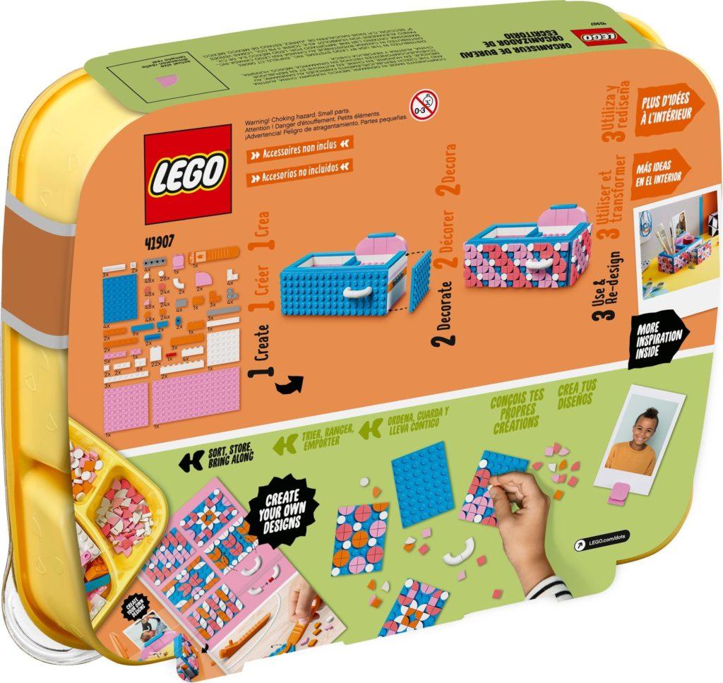 LEGO DOTS 41907 Desk Organizer 12