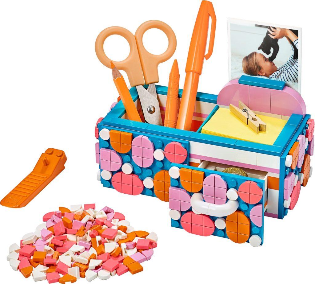 LEGO DOTS 41907 Desk Organizer 15