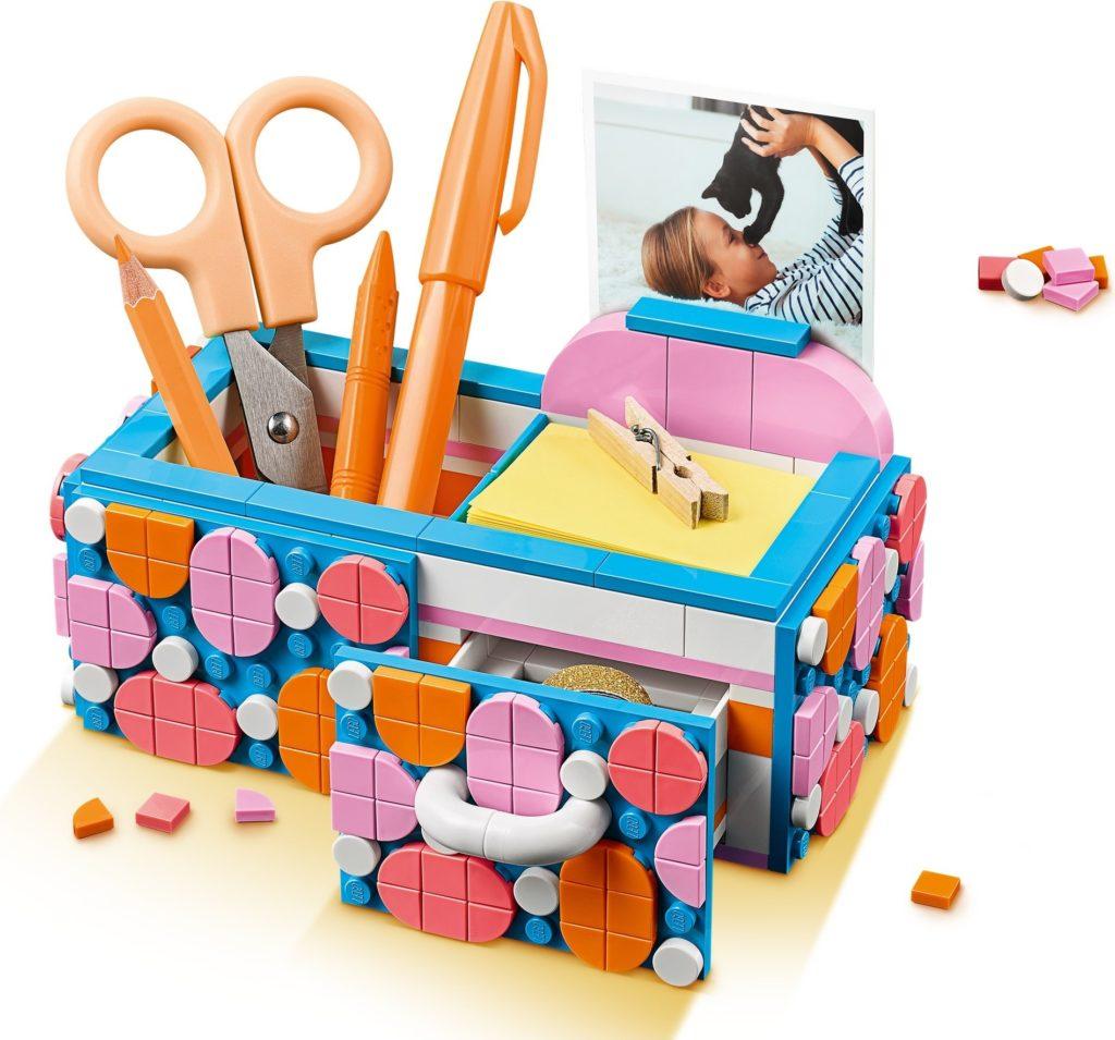 LEGO DOTS 41907 Desk Organizer 7