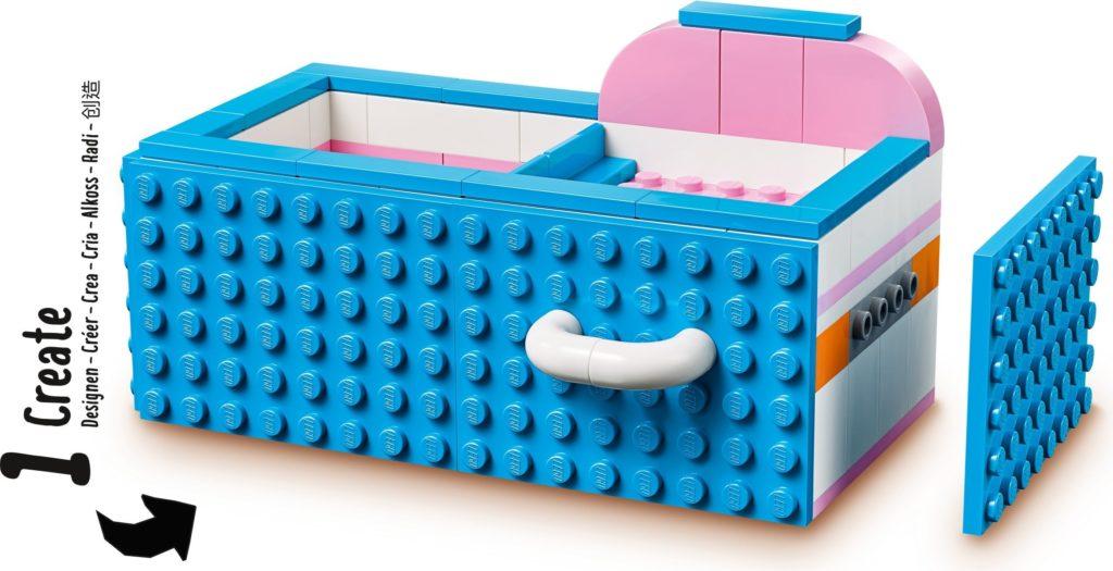 LEGO DOTS 41907 Desk Organizer 9