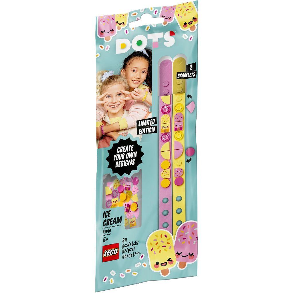 LEGO DOTS 41910 Ice Cream Besties Bracelets 2 1024x1024