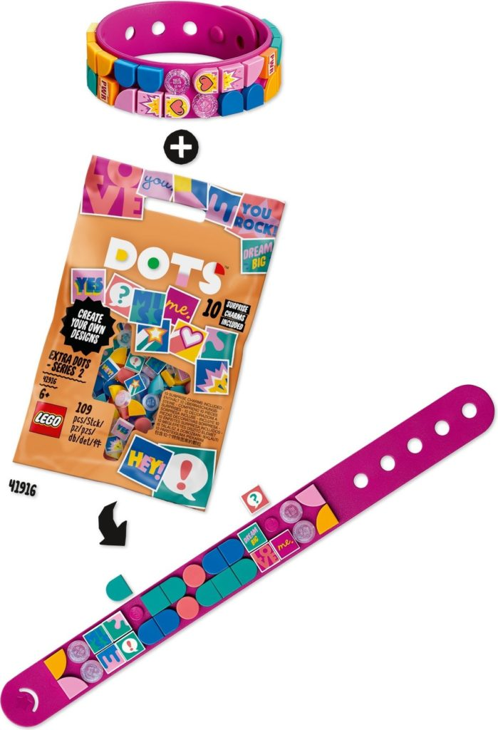LEGO DOTS 41911 Power Bracelet 5