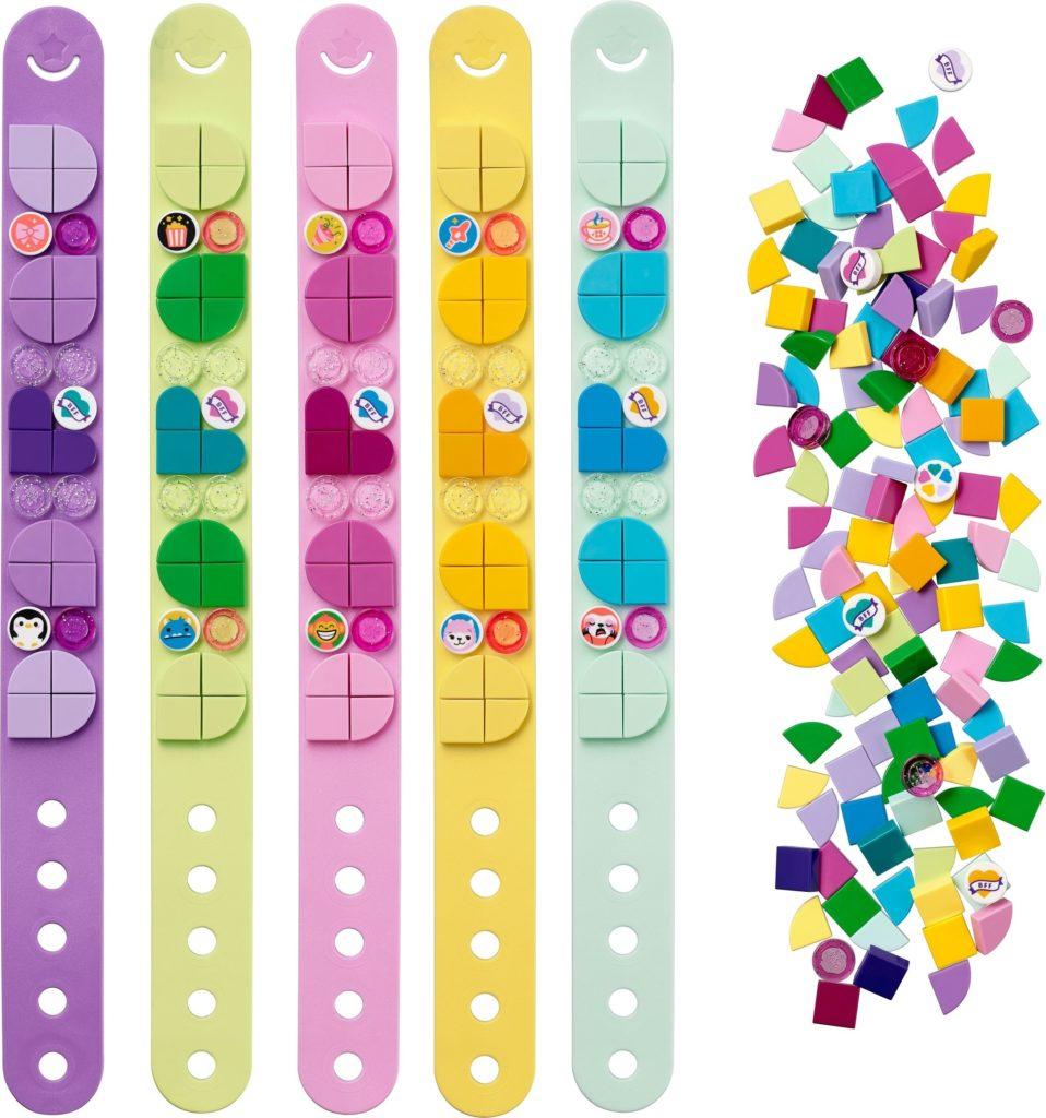 LEGO DOTS 41913 Bracelet Mega Pack 1