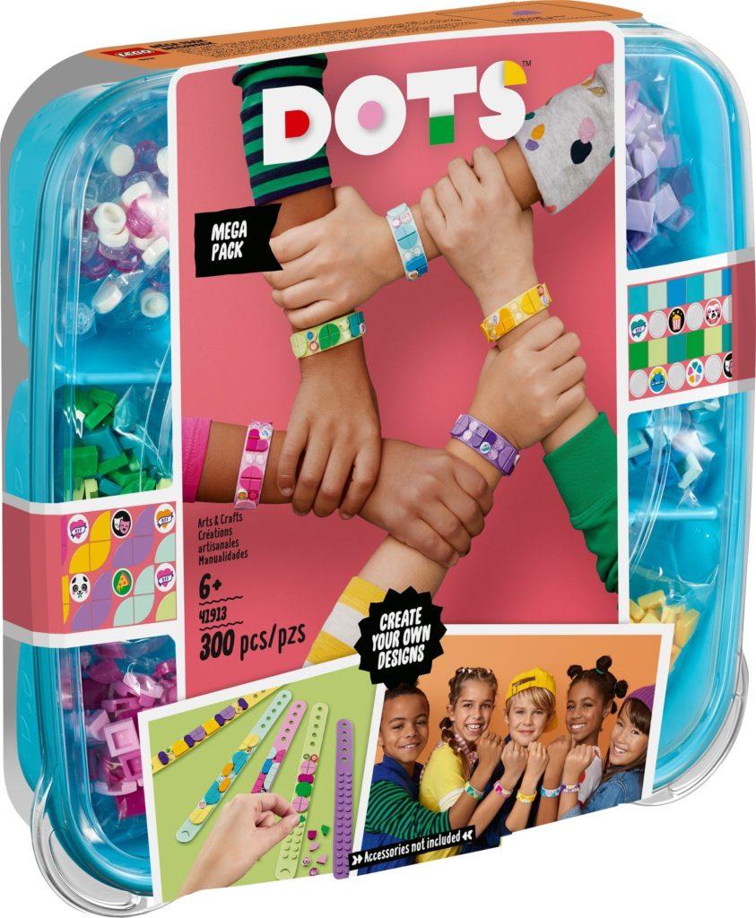 LEGO DOTS 41913 Bracelet Mega Pack 2