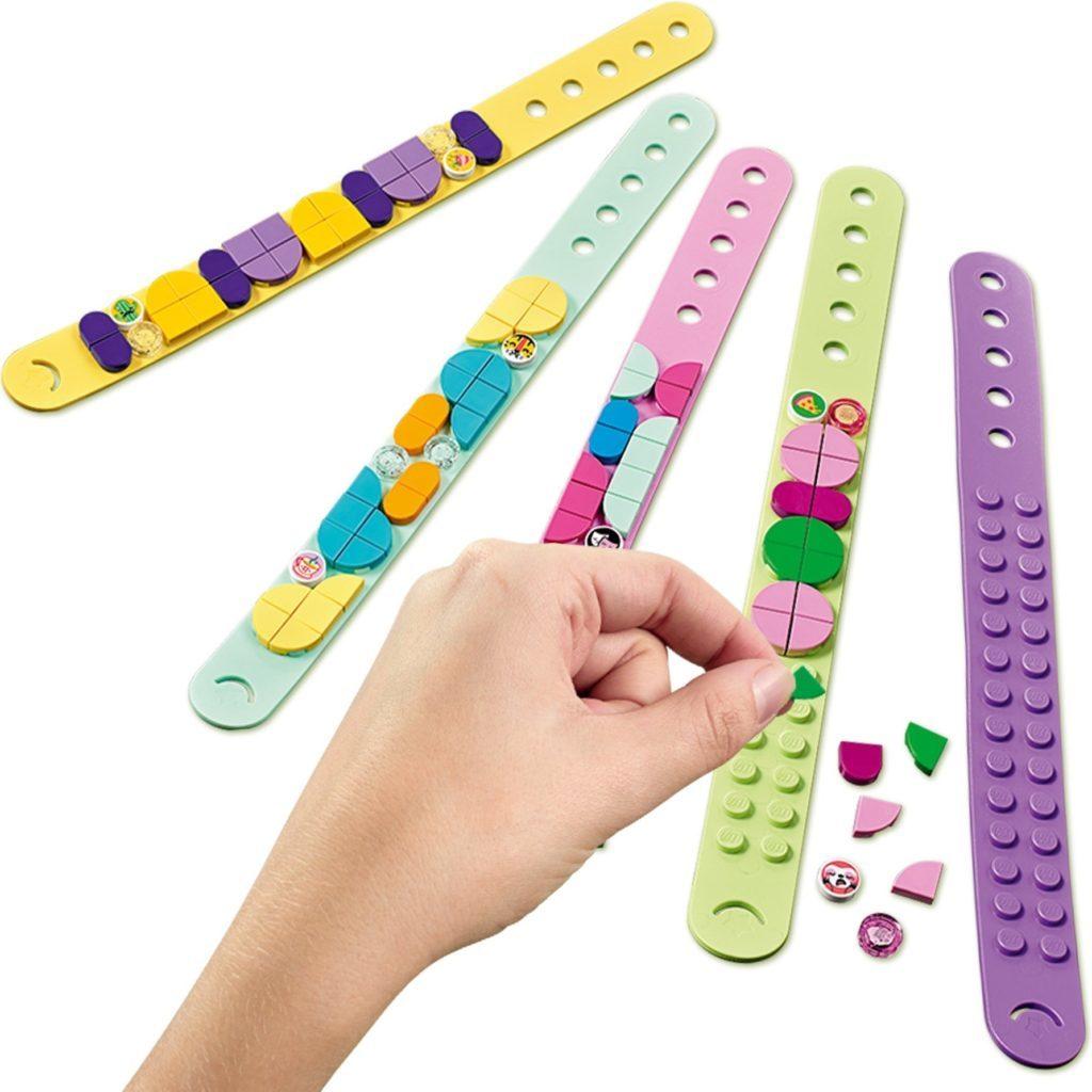 LEGO DOTS 41913 Bracelet Mega Pack 3