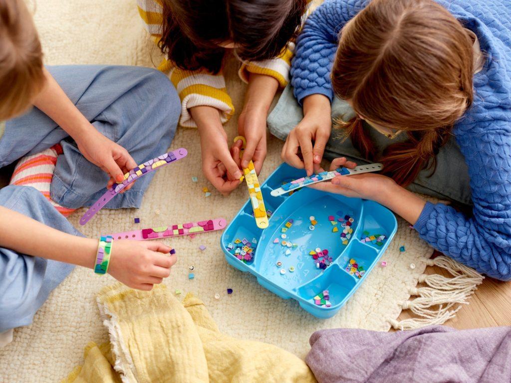 LEGO DOTS 41913 Bracelet Mega Pack 7