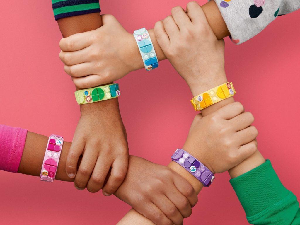 LEGO DOTS 41913 Bracelet Mega Pack 9