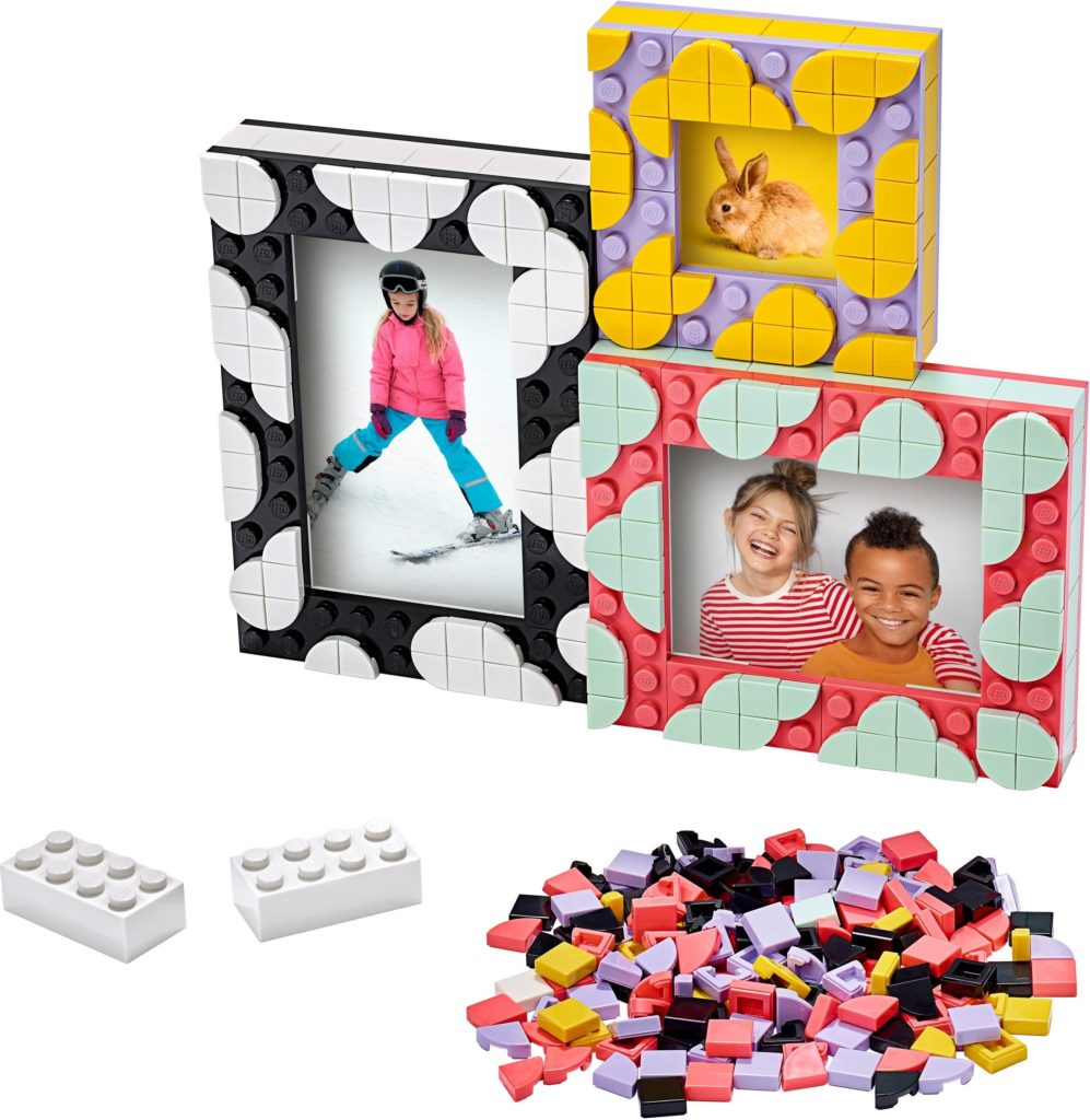 LEGO DOTS 41914 Creative Picture Frames 1