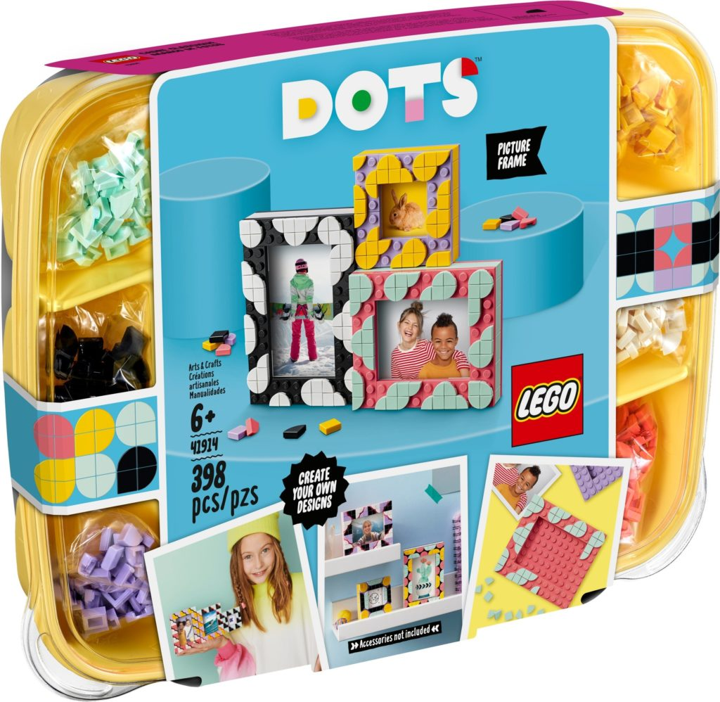 LEGO DOTS 41914 Creative Picture Frames 2