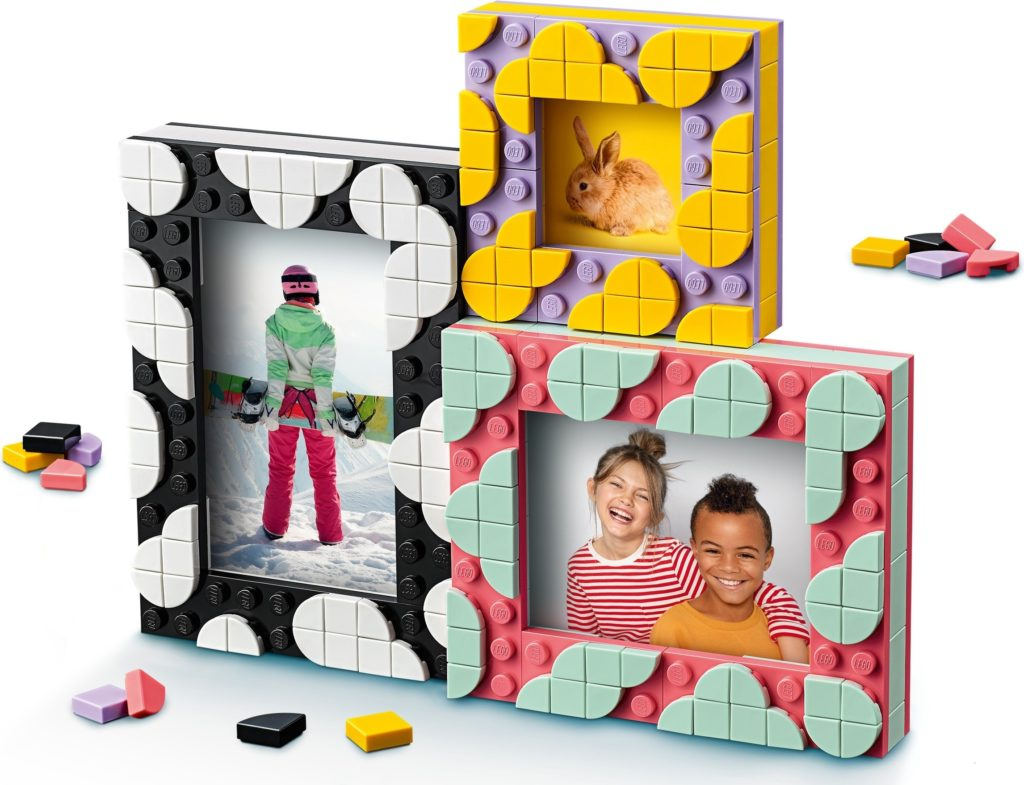 LEGO DOTS 41914 Creative Picture Frames 4