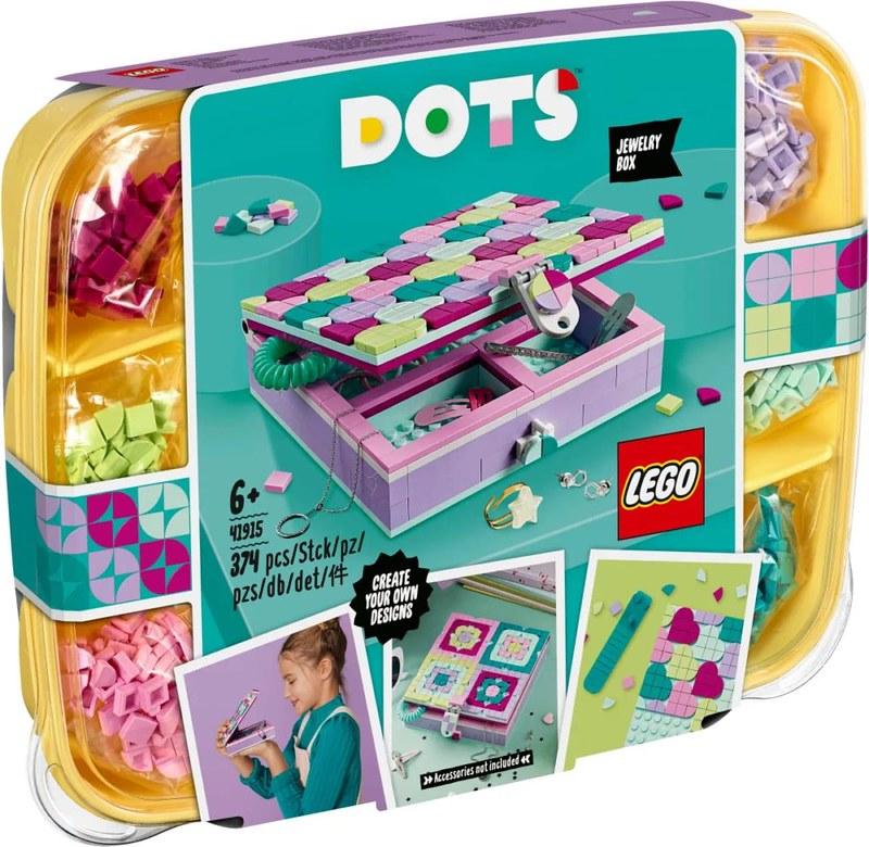 LEGO DOTS 41915 Jewelry Box 1
