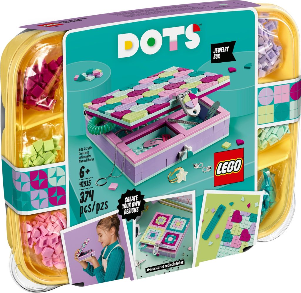 LEGO DOTS 41915 Jewelry Box 2 1