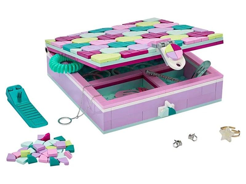 LEGO DOTS 41915 Jewelry Box 2