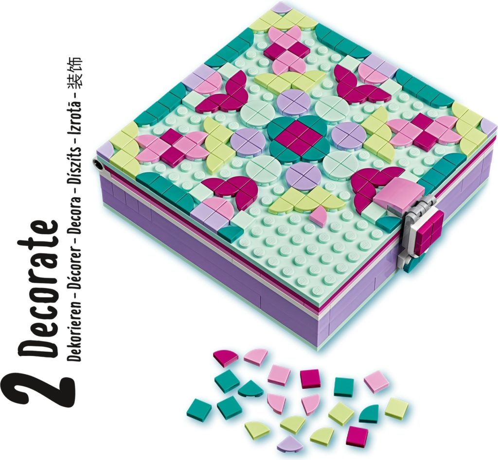 LEGO DOTS 41915 Jewelry Box 7