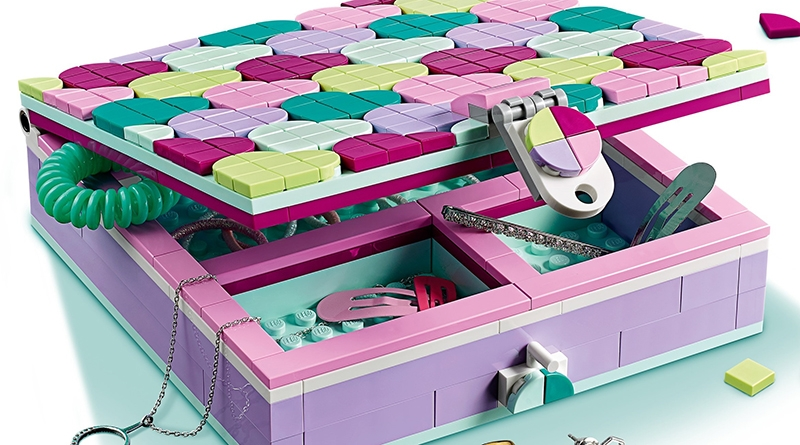 LEGO DOTS 41915 Jewelry Box Featured