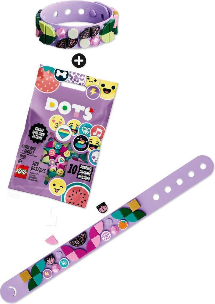 LEGO DOTS 41917 Magic Forest Bracelet 5