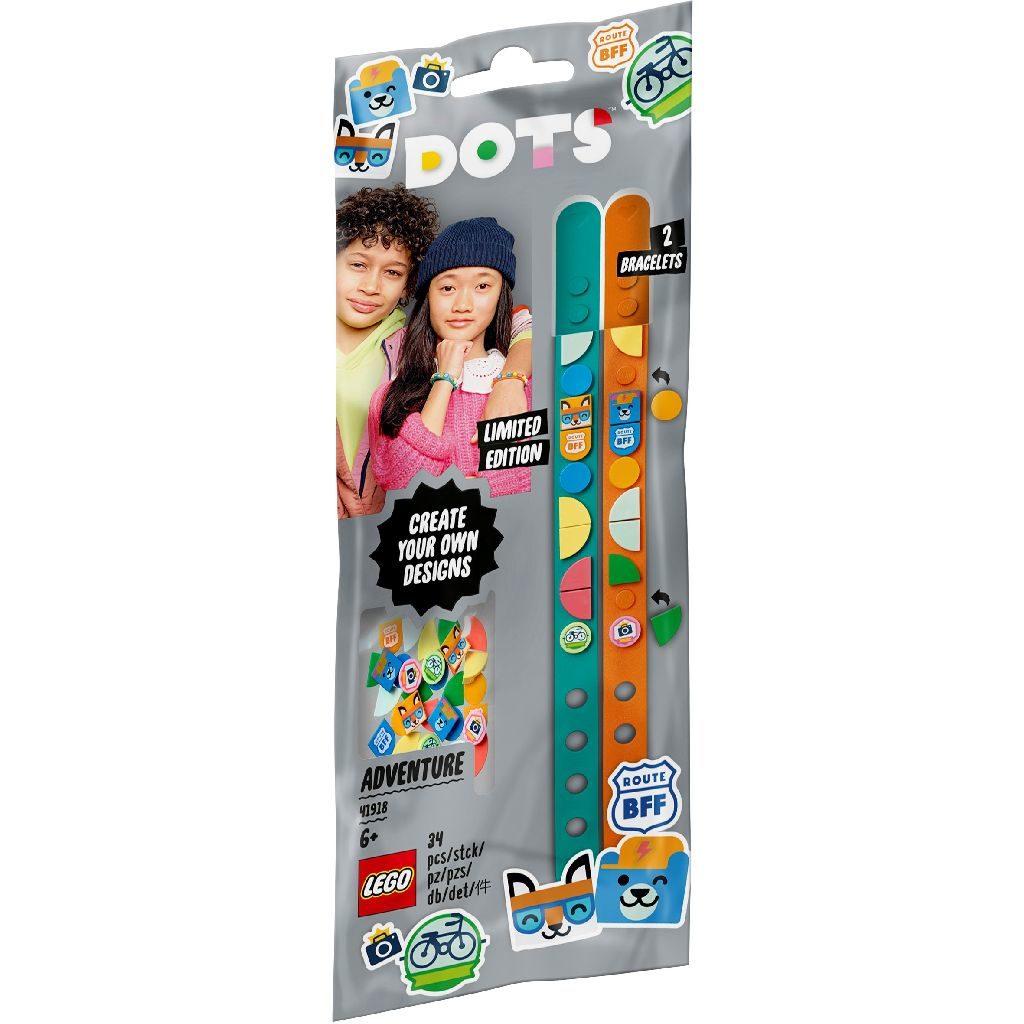 LEGO DOTS 41918 Adventure Bracelets 1 1024x1024