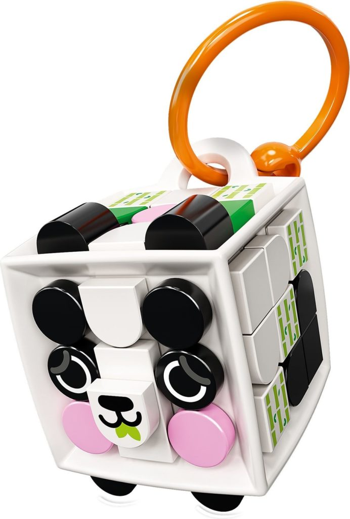 LEGO DOTS 41930 Bag Tag Panda 4