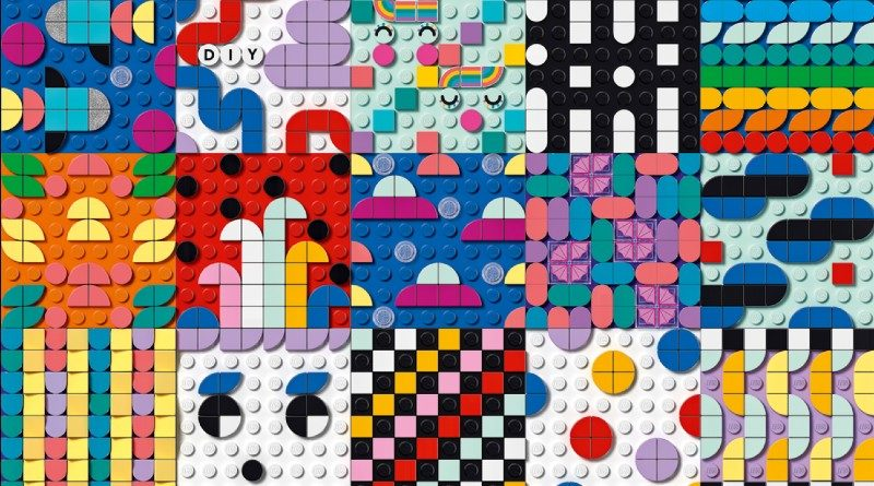 LEGO DOTS 41935 Lots of DOTS featured