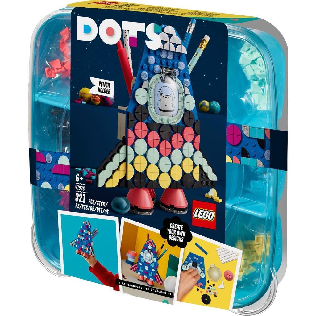 LEGO DOTS 41936 PENCIL HOLDER 1