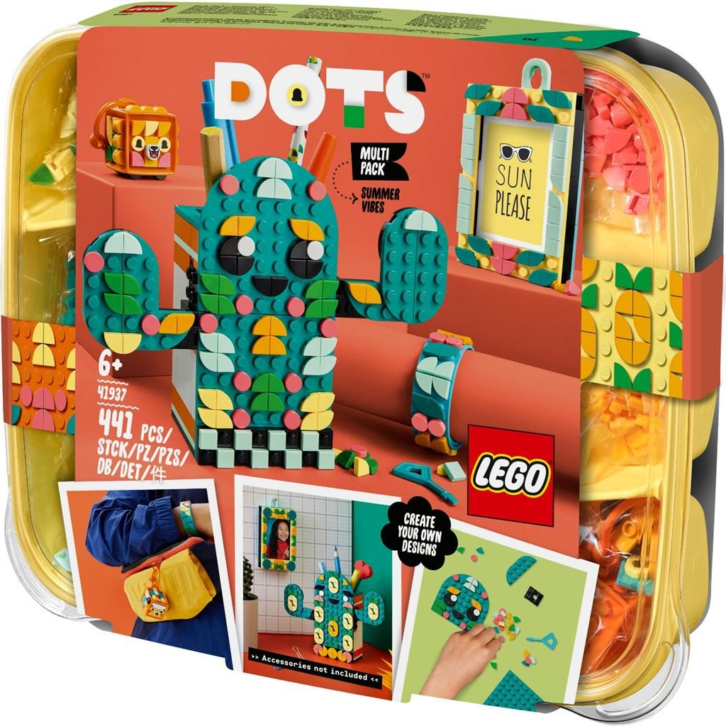 LEGO DOTS 41937 MULTI PACK SUMMER VIBES 1