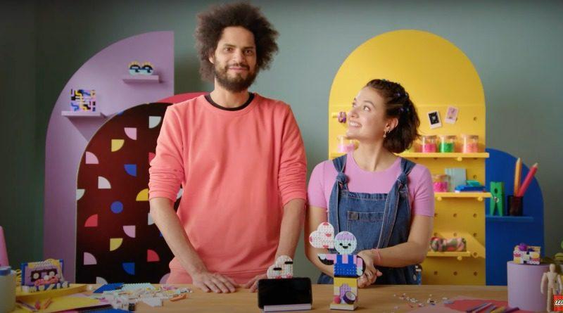 LEGO DOTS Designer Video