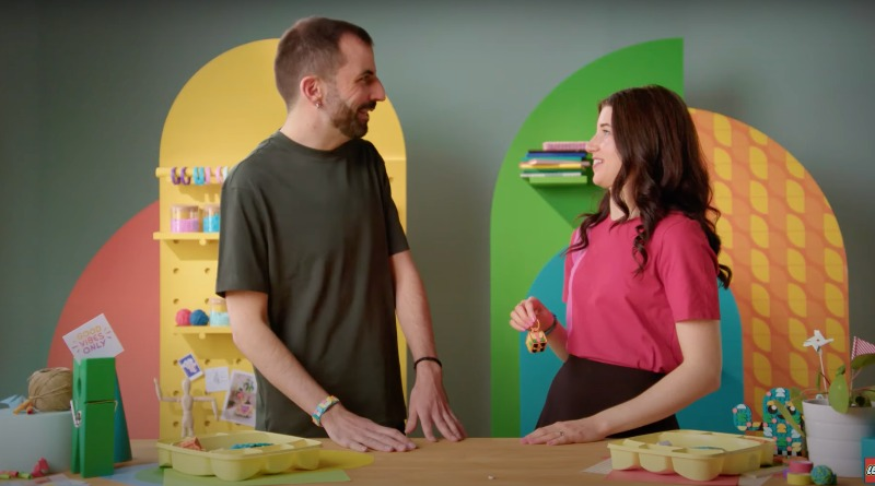 LEGO DOTS Designer Video Summer Vibes