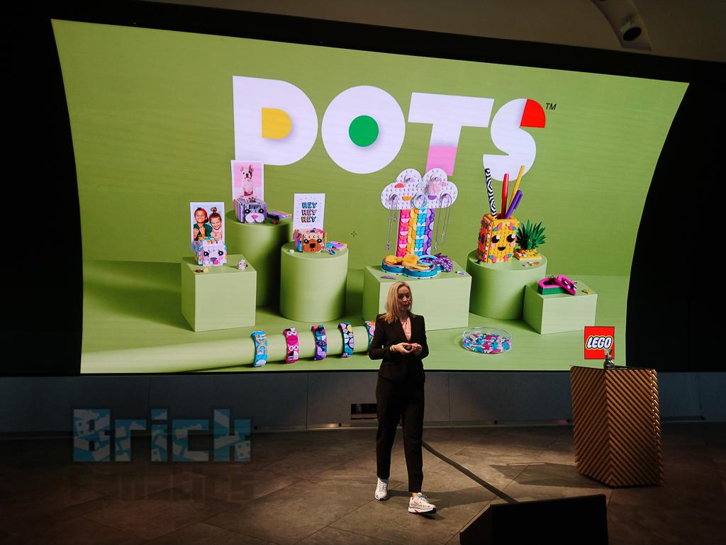 LEGO DOTS launch presentation 7