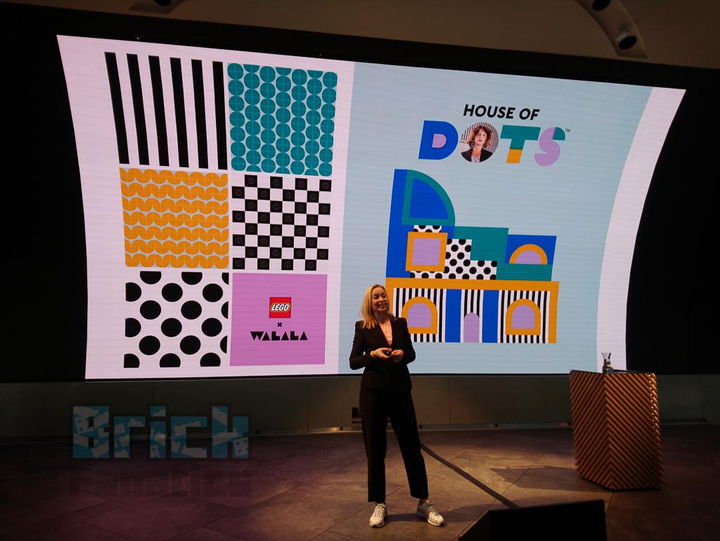 LEGO DOTS launch presentation 8