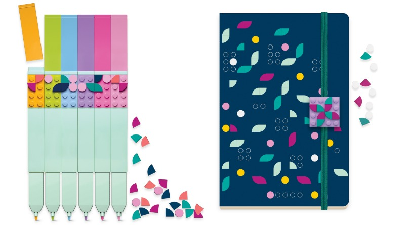 LEGO DOTS Stationery Featured