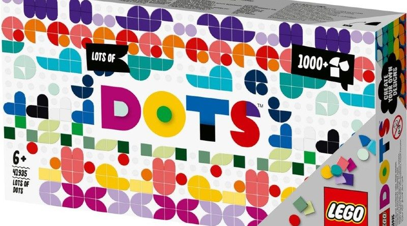 LEGO DOTS summer 2021 revealed featured